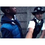 metropolitan-police-london-viral