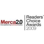 Merca20 Readers Choice Awards 2009