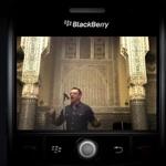 U2 BlackBerry