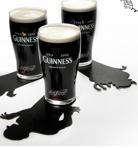 Guinness Halloween posavasos 01