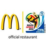 McDonalds Mundial Sudafrica