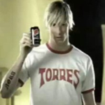 Fernando Torres Pepsi