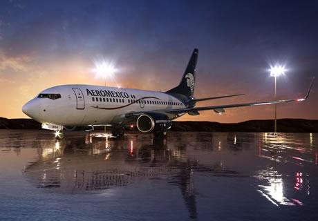 Aeromexico avion 737-700