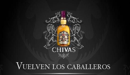 Chivas Regal_vuelven los caballeros