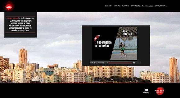Cinema Havana website