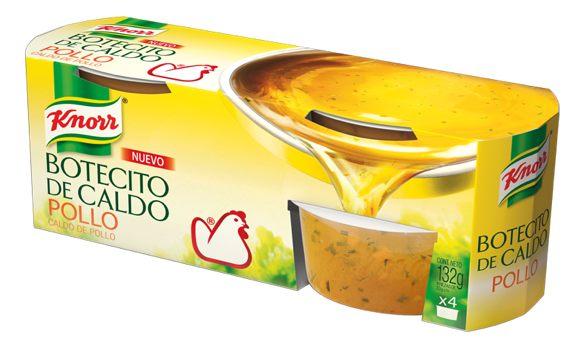 Knorr Botecito de Caldo Pollo