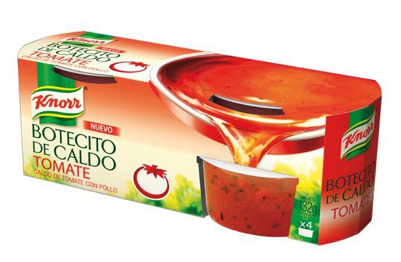 Knorr Botecito de Caldo Tomate