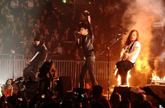 Tokio Hotel_Sennheiser