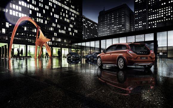 Volvo C30_city