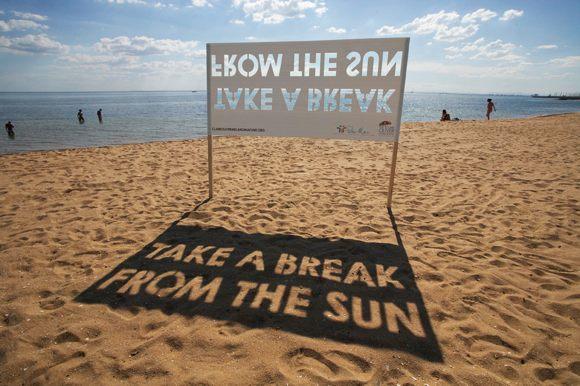 ambient_australian beach