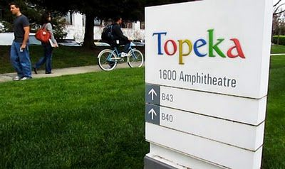 google as topeka