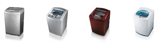 lavadoras LG