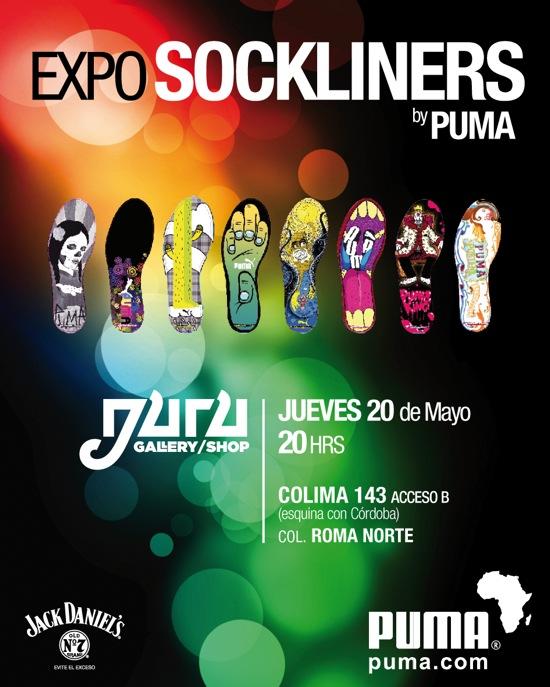 Invitacion PUMA Sockliners full