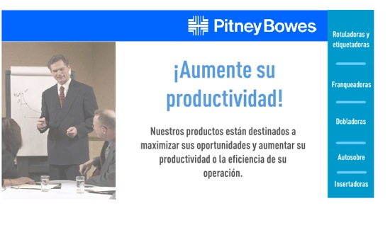 PitneyBowes550
