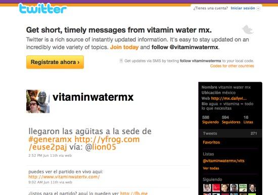 TwitterVitaminwater