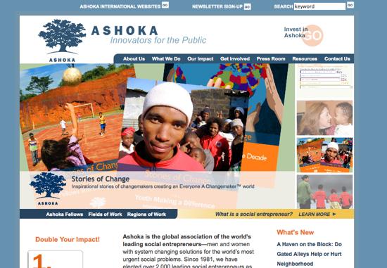 page Ashoka
