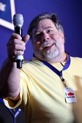 Steve Wozniak / co-fundador de Apple