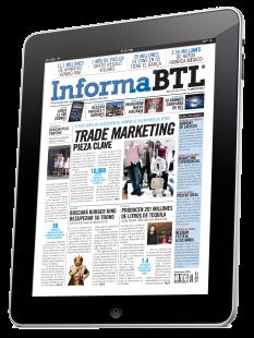 InformaBTL para iPad