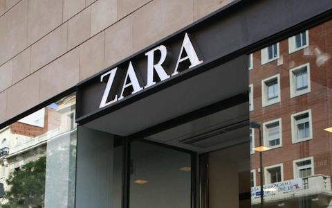 Zara reciclaje ropa