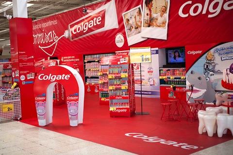 Colgate Carrefour