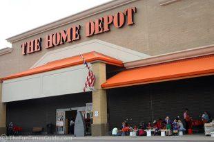 Home Depot Trump