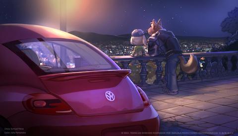 Volkswagen Entrada