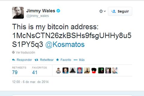 Cuenta de JIMMY WALES