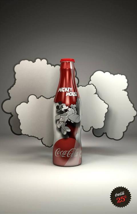 Coca Cola y Disney