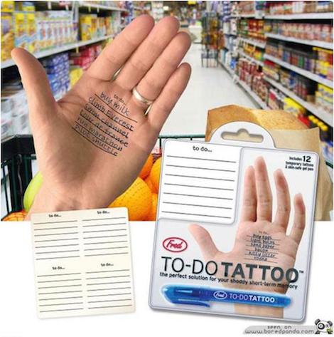 Notas para las manos
