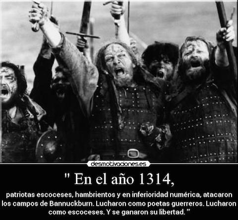 Héroe nacional, William Wallace