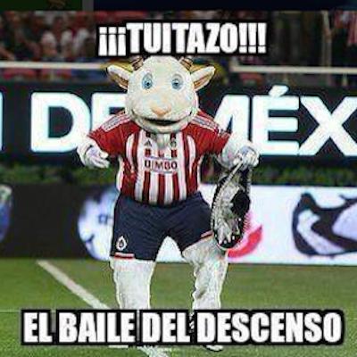 10 Burlones Memes Sobre Las Chivas En El Omnilife Below The Line