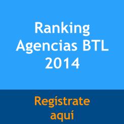 Ranking de Agencias BTL 2014