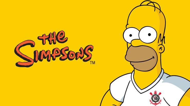 Los Simpsons y el Club Corinthians