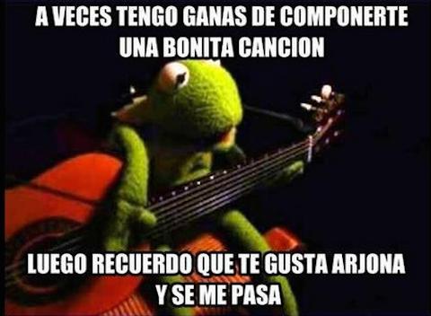 Los memes de la rana René 6