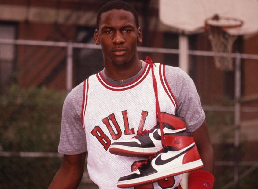 Nike - Air Jordan - Michael Jordan