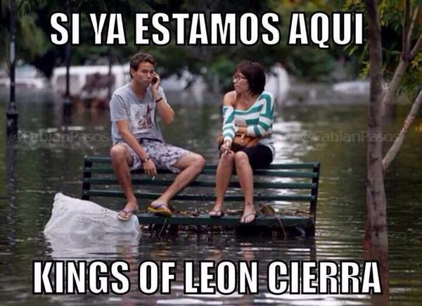 Memes Corona Capital 2014