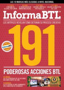 Portada InformaBTL Noviembre 2014