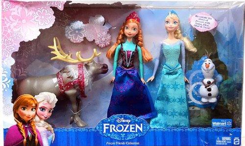 Frozen Muñeca