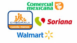 Chedraui con mayor crecimiento que Comercial Mexicana, Walmart y Soriana