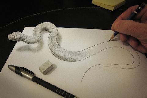 Dibujos en 3D 1