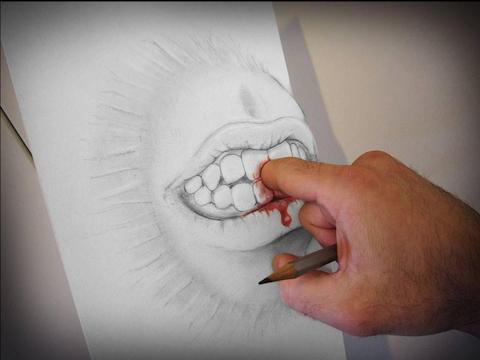 Dibujos en 3D 5