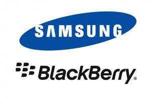 Samsung y Blackberry se asocian