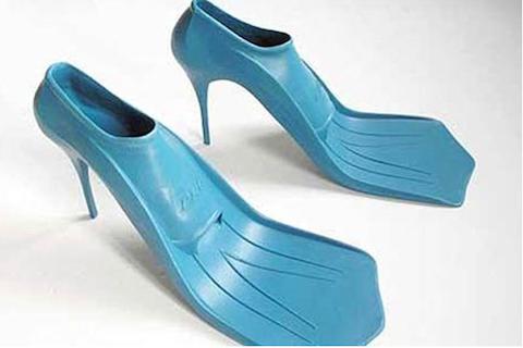 10 creativos pero raros y exóticos zapatos  1