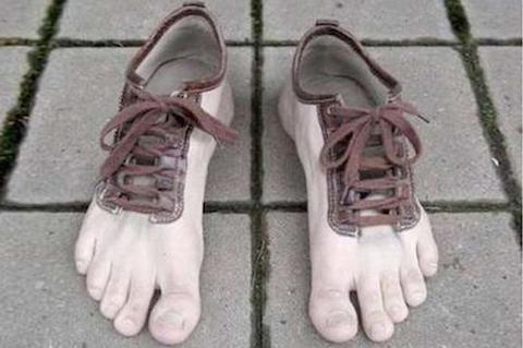 10 creativos pero raros y exóticos zapatos  10