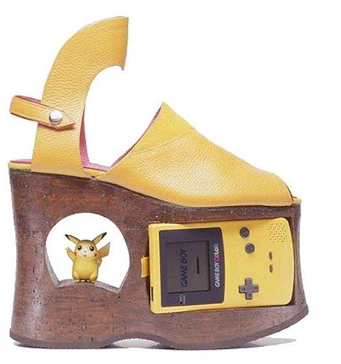 10 creativos pero raros y exóticos zapatos  4