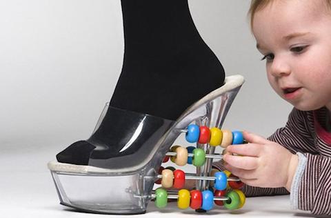 10 creativos pero raros y exóticos zapatos  7