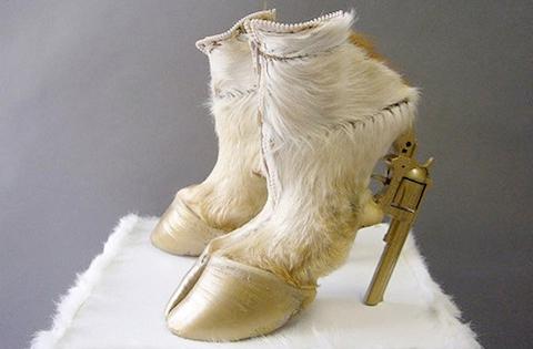10 creativos pero raros y exóticos zapatos  8
