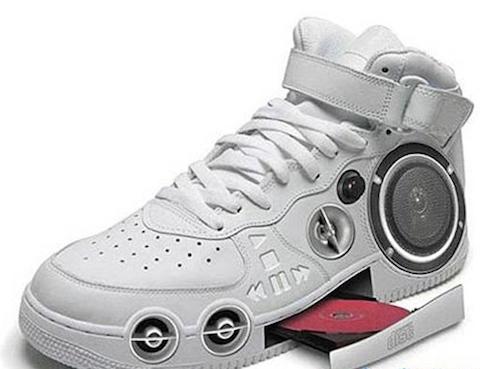 10 creativos pero raros y exóticos zapatos  9