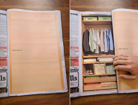 10 creativos y geniales anuncios a doble página 6