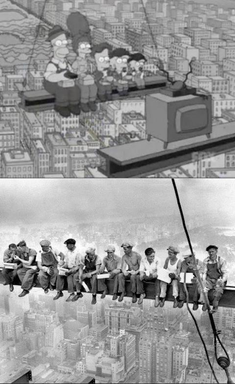 10 imágenes que evidencian de dónde salió la historia de Los Simpson 5